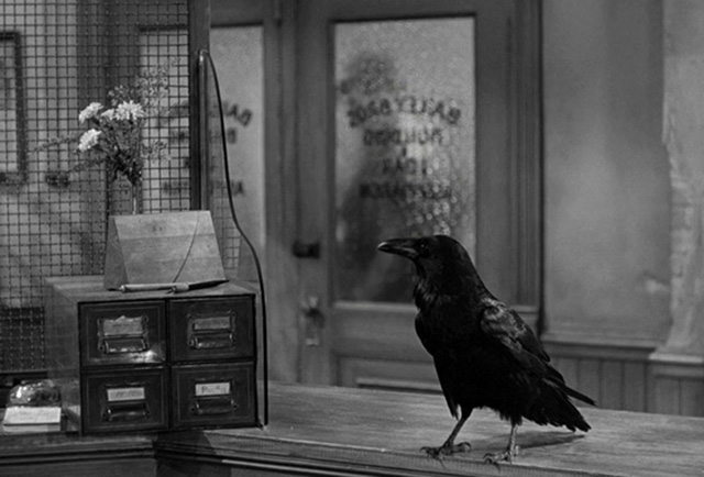 Jimmy the Raven en ¡Qué bello es vivir!