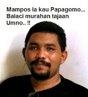 Wan Muhammad Azri Wan Deris, pemilik portal Papagomo
