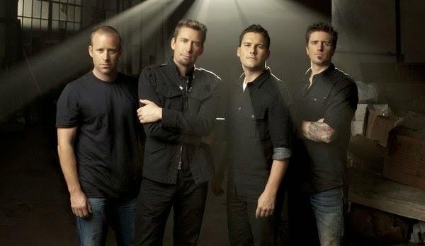 """Ouça """"Edge Of A Revolution"""", nova música do Nickelback"""