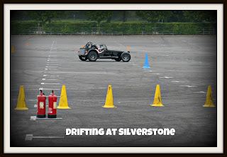Silverstone, racing