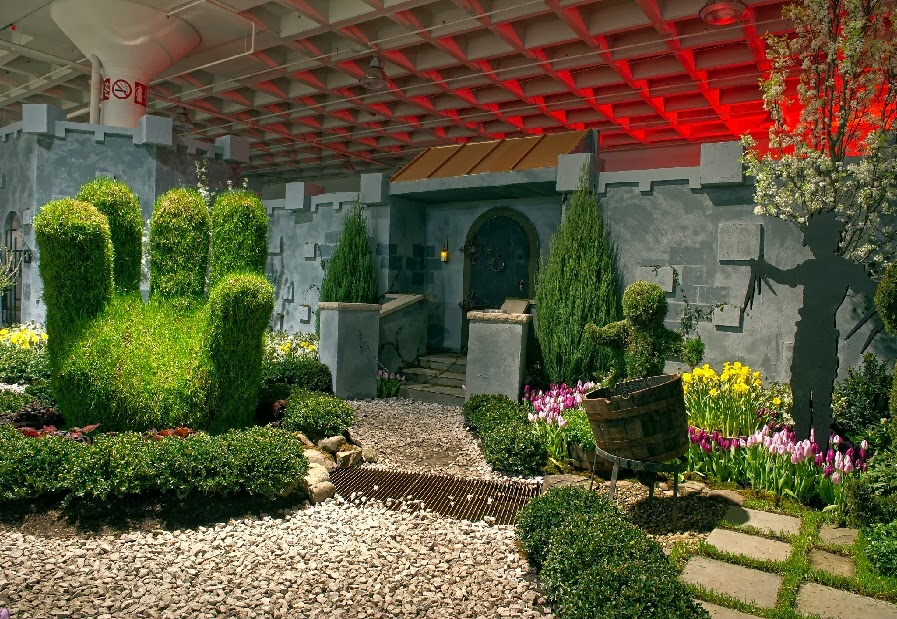 Ohio Valley Group Awarded For Garden Featured At Great Big