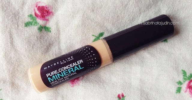 Maybelline Pure Cover Mineral Concealer in 002 Medium ...