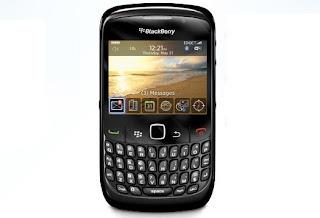 Harga BlackBerry Curve Terbaru