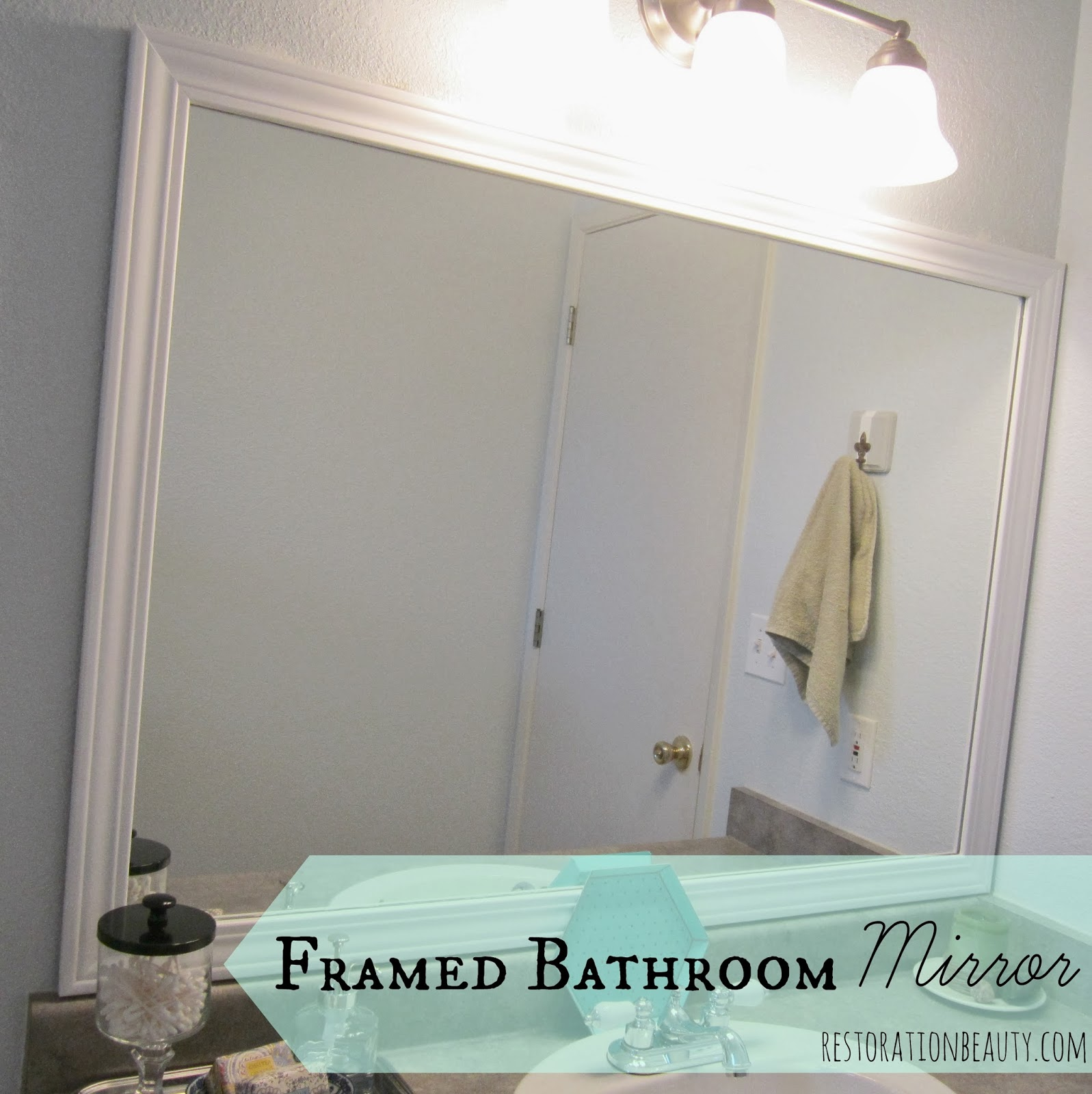 white large surripui net bathroom ideas mirror framed framing