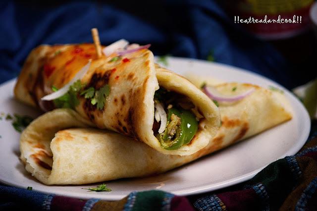 simple veg roll recipe vegetable roll recipe