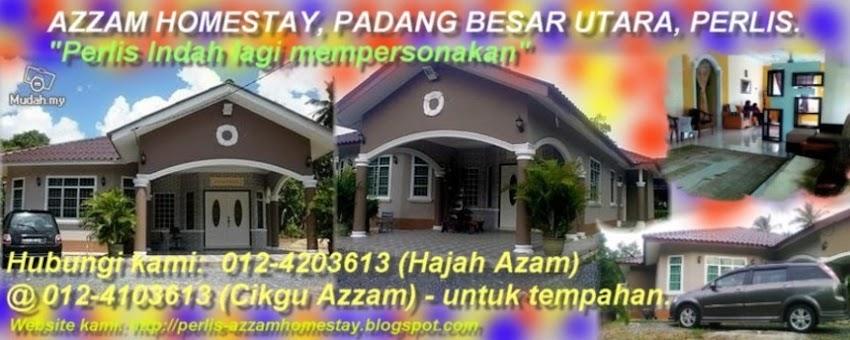 Azzam Homestay Padang Besar, Perlis