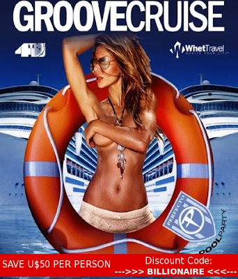Groove Cruise Los Angeles - discount code