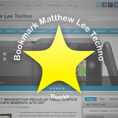 Bookmark Matthew Lee Techno
