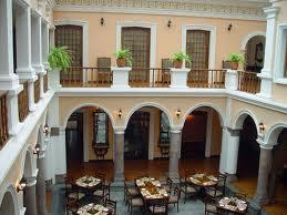 Hospedajes y Restaurantes en Quito