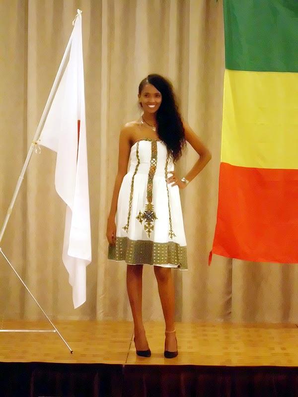 エチオピア女性