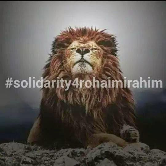 #Solidarity4RohaimiRahim