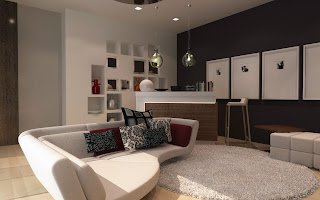 3D Drawing Plan Interior Design