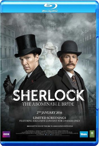 Sherlock The Abominable Bride 2016 HDTV 1080p Single Link, Sherlock The Abominable Bride HDTV 1080p