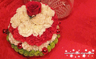 flower cake, rose, 1800 flowers, 1-800 flowers,