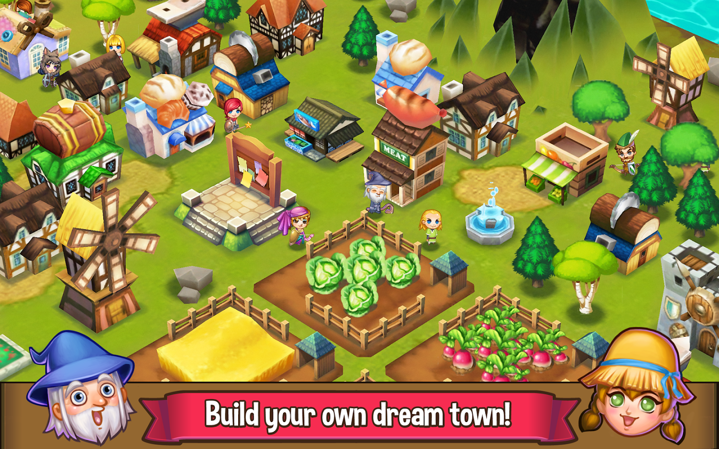 Adventure Town Mod Apk download