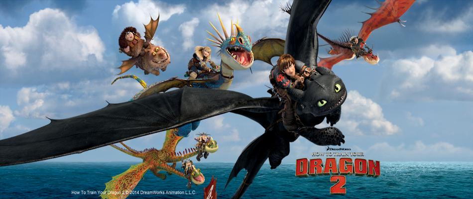 ดูหนังชนโรง How to Train Your Dragon 2 - อภินิหารไวกิ้งพิชิตมังกร 2