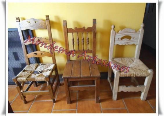 Modelos de sillas artesanales de madera artesanos for Ver modelos de sillas de madera