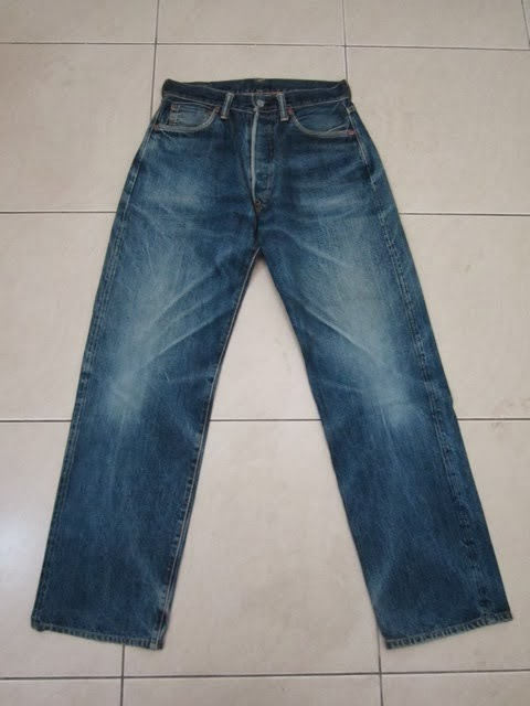 EVISU DENIM NO2