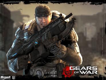 #16 Gears of War Wallpaper