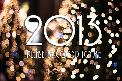 Szczęśliwego Nowego Roku 2013!