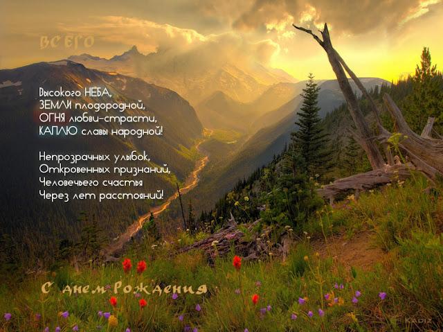 всего, стихотворение Ксении Коленковой