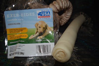 Walmart USA safer rawhide