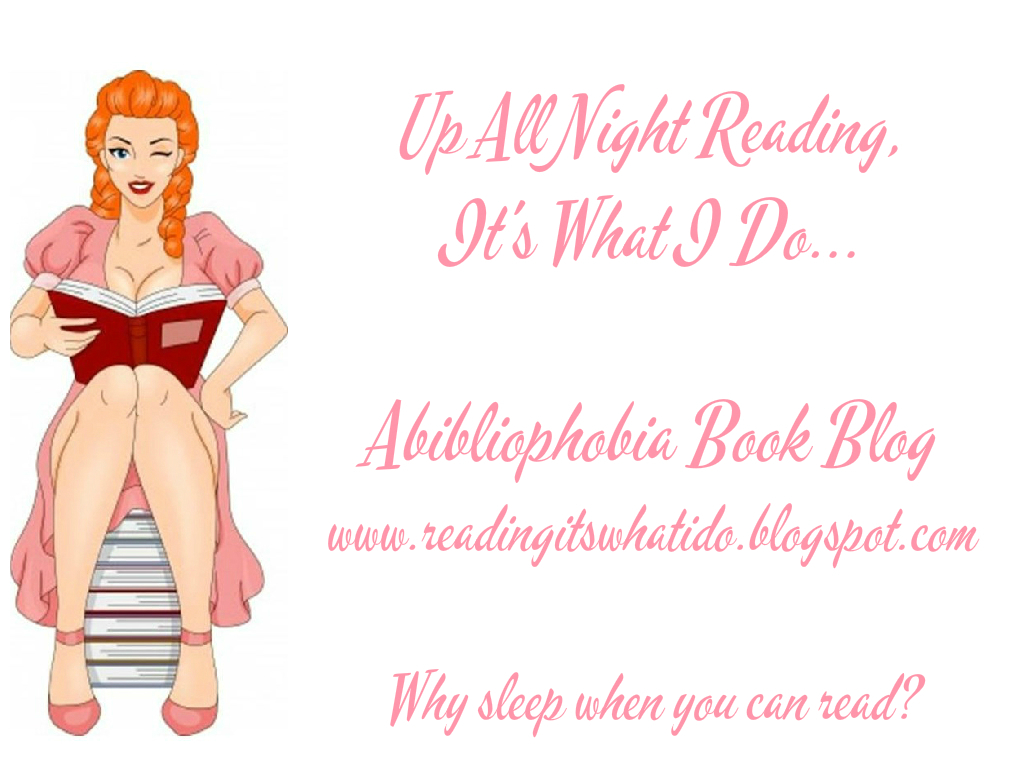 Find me on Facebook under,  Up All Night Reading It's What I Do