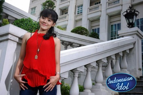 Rosa Indonesian Idol 2012