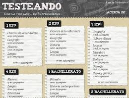TRIVIAL PARA ESO Y BACHILLERATO