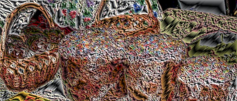 Фото Виталия Бабенко: пасхальные куличи