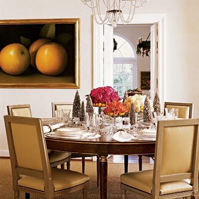 Decorating With Citrus | A Flippen Life on