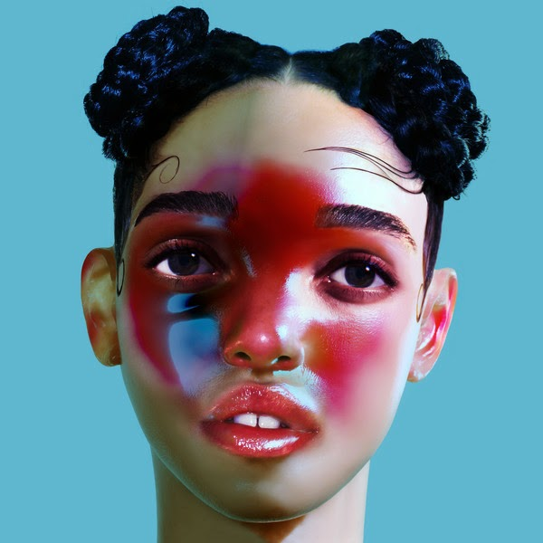 FKA twigs - LP1 Cover