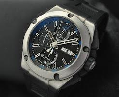 IWC Ingenieur Double chronograph