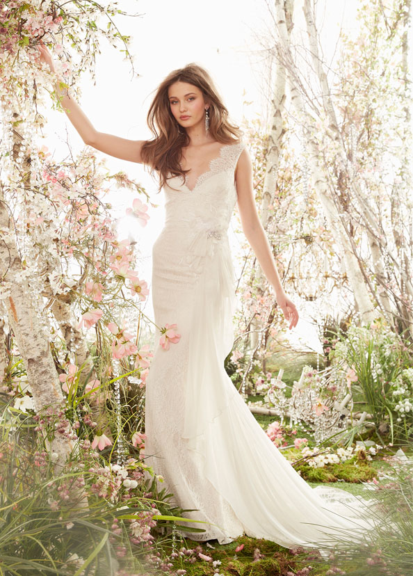 Vestidos de novias a la moda | Colección Jim Hjelm
