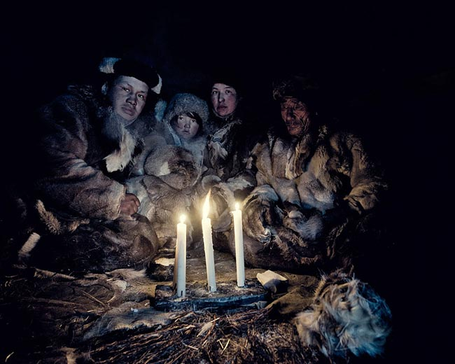 46 Must See Stunning Portraits Of The World's Remotest Tribes Before They Pass Away - Chukchi, Russia