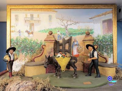 Oleo y barro - Pinttorama de Sucesores de Ángel Martínez y Adrián Ferreras