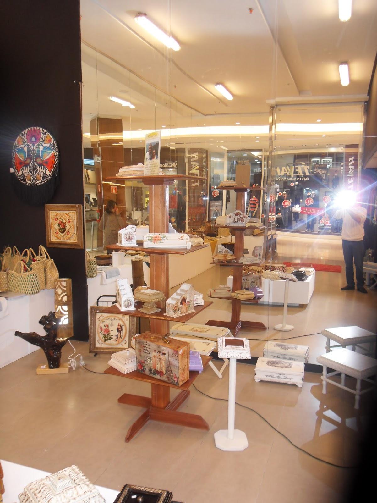 Artesanato Kaminski Telefone ~ klaus e Cissa Arte em Madeira Exposiç u00e3o de Artesanato no Shopping S u00e3o Pelegrino Caxias do Sul