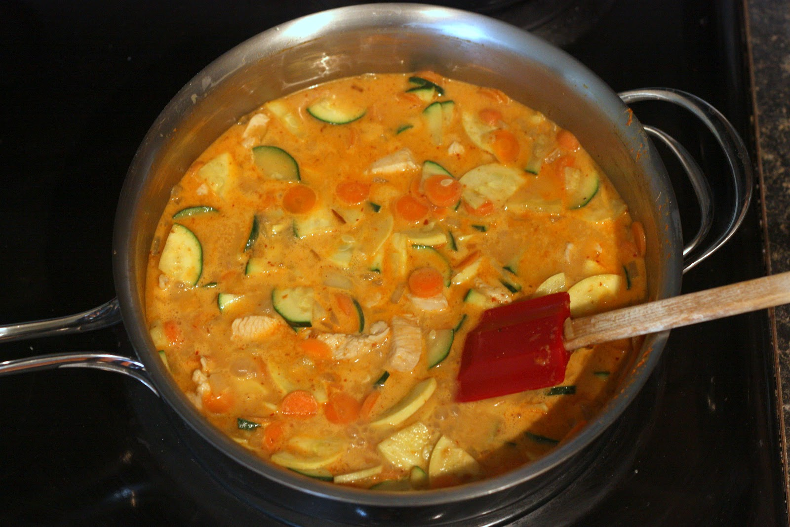 Everyday Reading: Dinner is Served: Thai Curry