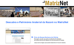 PATRIMÓNIO IMATERIAL da Nazaré no MatrizNet