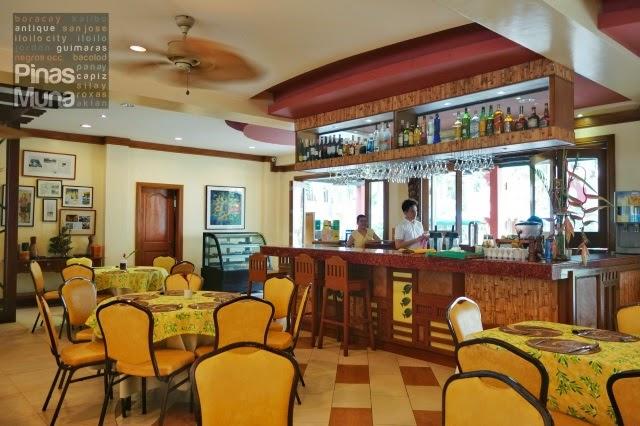 Boracay Tropics Tropicafe Restaurant