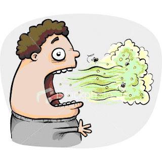 tips menghilangkan mengobati mencegah dan mengatasi bau mulut secara alami