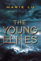 The Young Elites by Marie Lu book cover and review