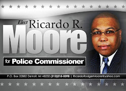 Ricardo R. Moore for Police Commission