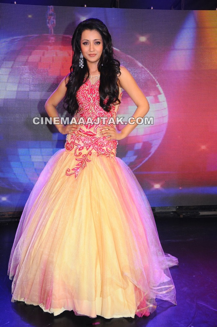 1 - Trisha At Sidney Sladen Fashion Show