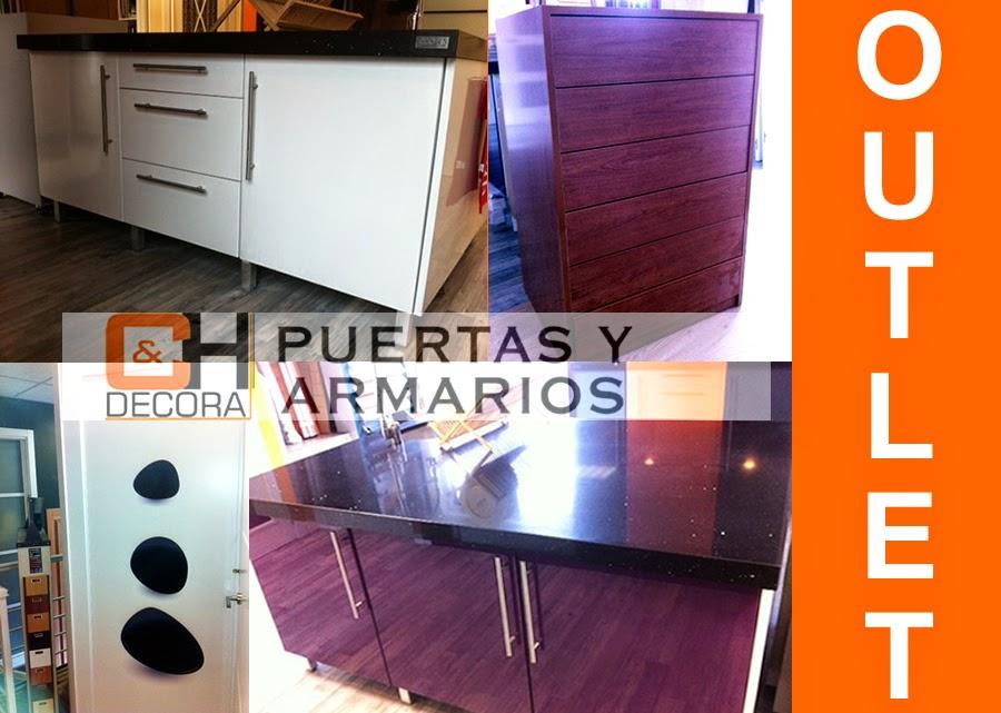 Outlet puertas y cocinas decoracion madrid ch decora - Outlet cocinas madrid ...