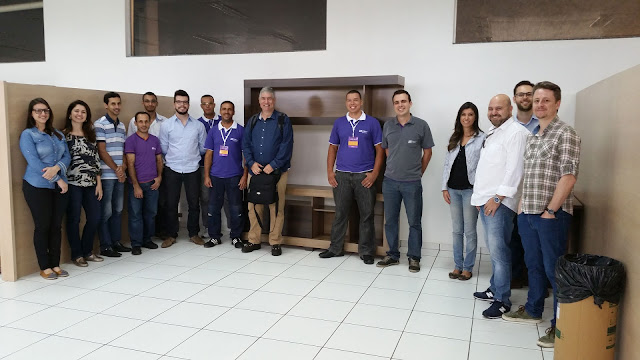 primeiro workshop de validação tecnica da montagem linea brasil