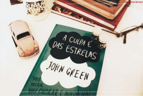 Frases do Livro: A culpa é das Estrelas, de John Green