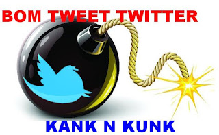 Cara Mudah Bom Tweet Twitter Menggunakan Script - www.kanknkunk.info