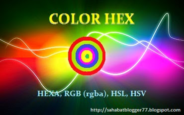 Hexa color picture