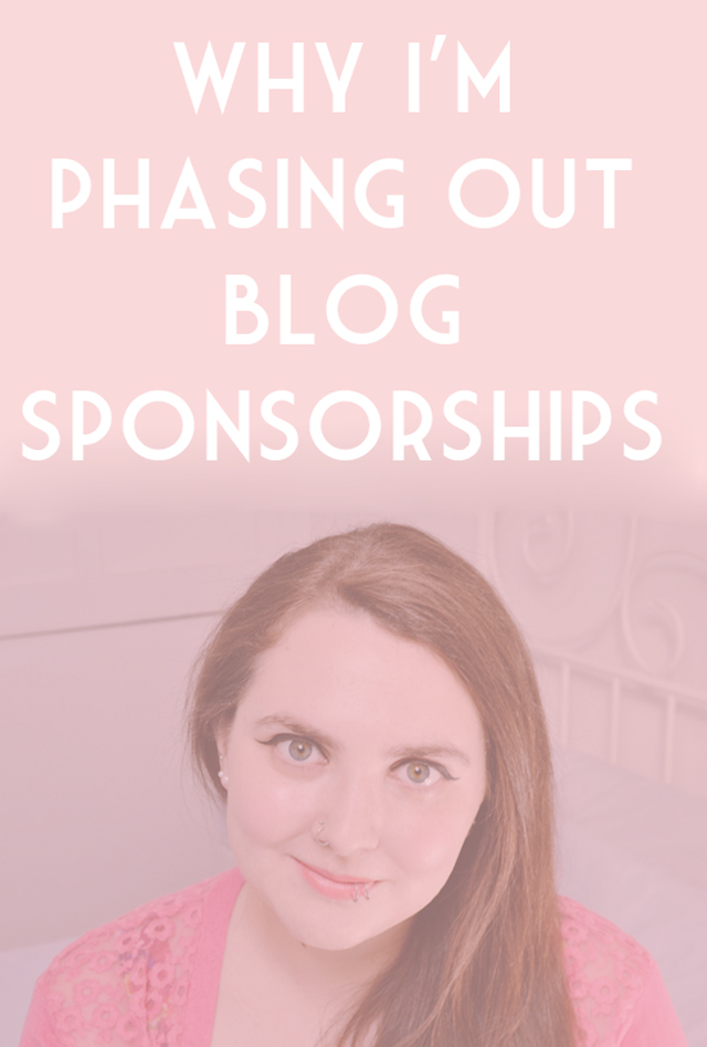 Sponsoring on blogs